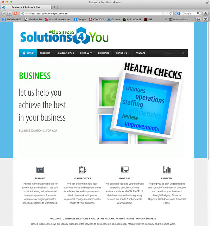 Business Solutions 4 You
