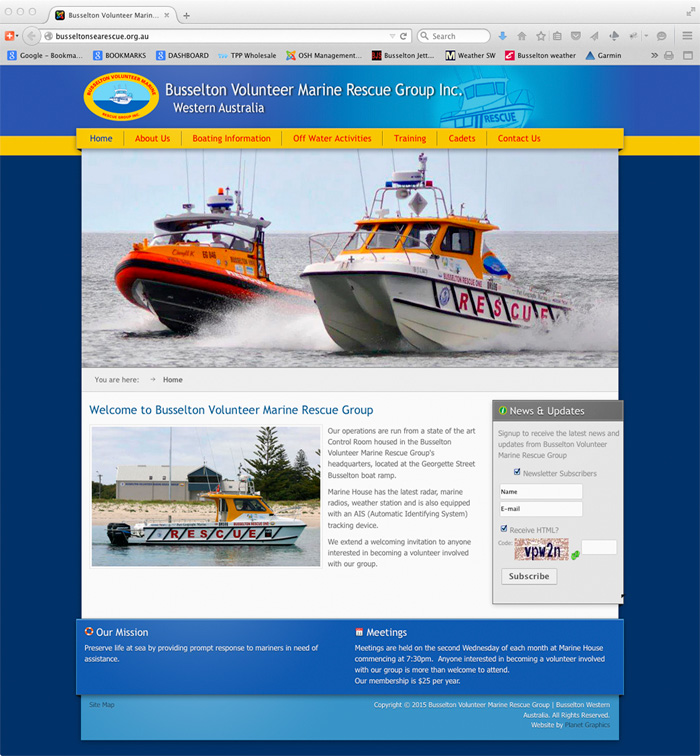 Busselton Volunteer Sea Rescue Group
