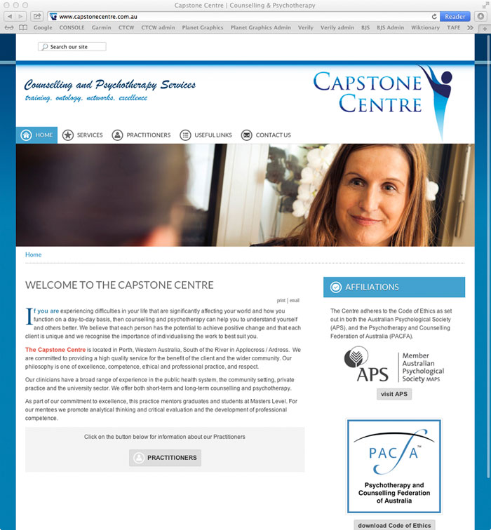 The Capstone Centre