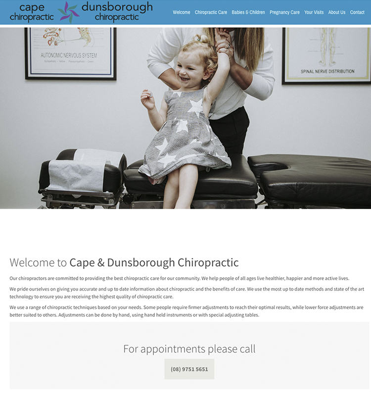 Cape Chiropractic - Dunsborough & Busselton