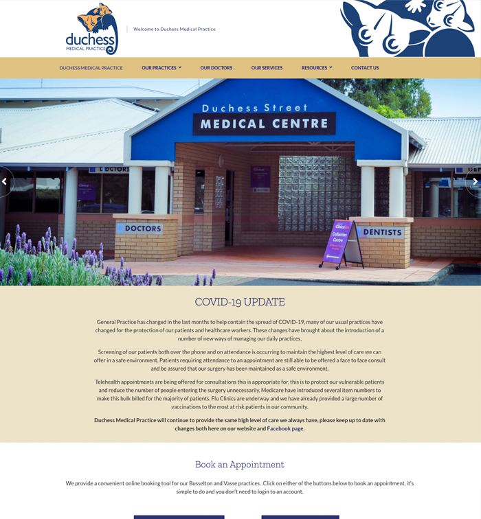 Duchess Medical Centre