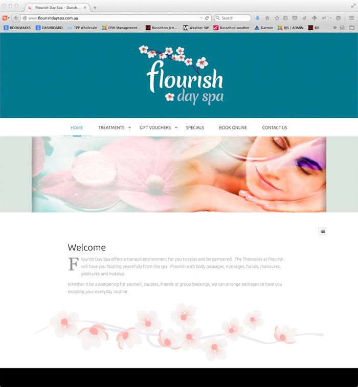 Flourish Day Spa