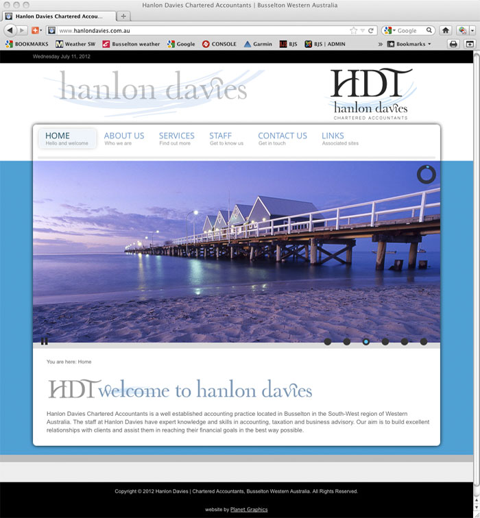 Hanlon Davies - Chartered Accountants