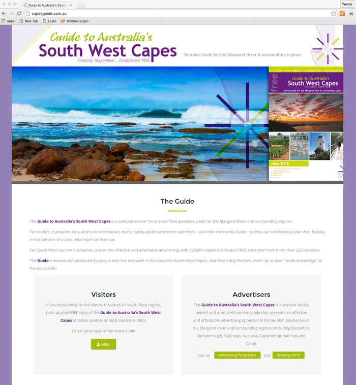 South West Capes